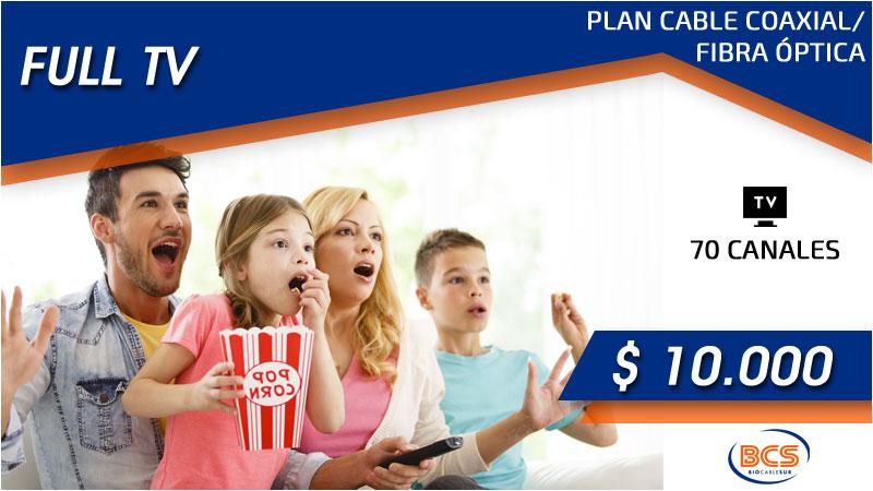 Plan Full TV